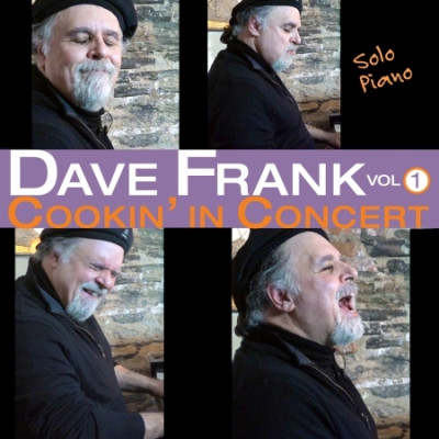 CD FRANK, DAVE - COOKIN' IN CONCERT