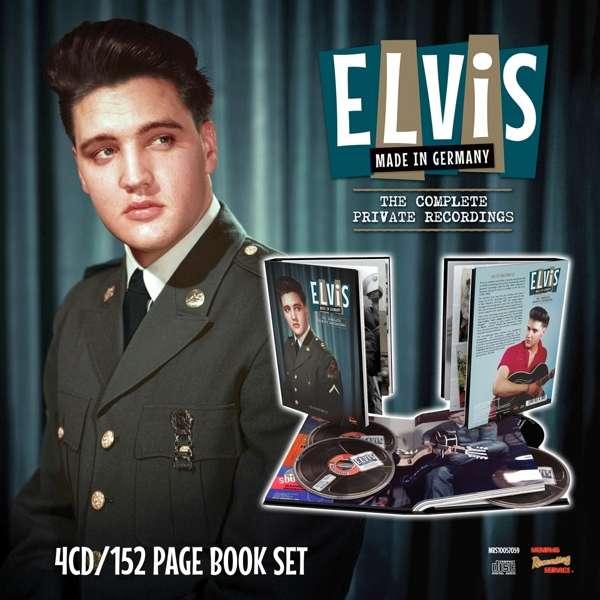 Elvis Presley - CD MADE IN GERMANY