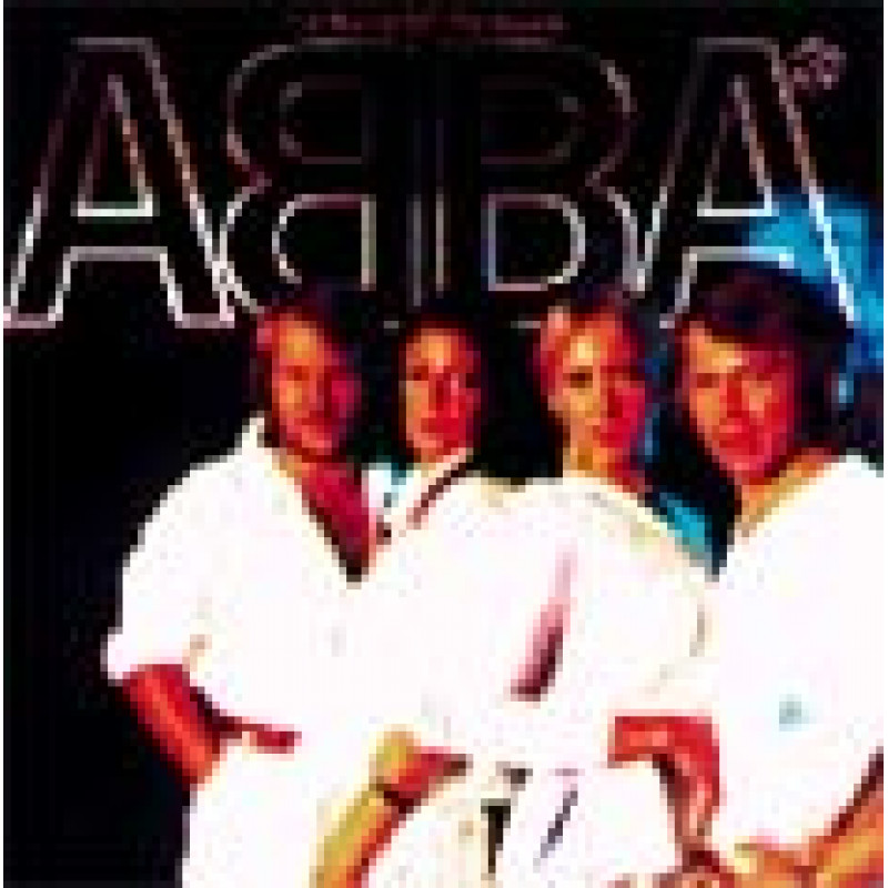 ABBA - CD THE NAME OF THE GAME