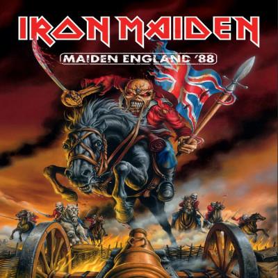 Iron Maiden - CD MAIDEN ENGLAND