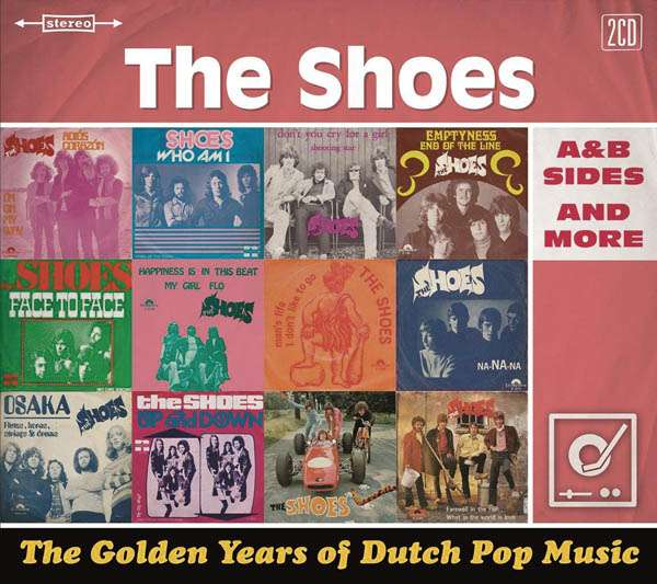 CD SHOES - GOLDEN YEARS OF DUTCH POP MUSIC