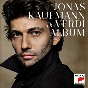 CD KAUFMANN, JONAS - The Verdi Album