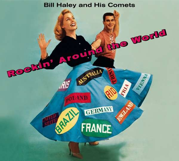 CD HALEY, BILL & HIS COMETS - ROCKIN' AROUND THE WORLD/ HALEY'S JUKE BOX