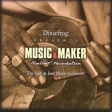 CD V/A - MUSIC MAKER