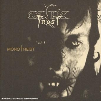 CD CELTIC FROST - Monotheist