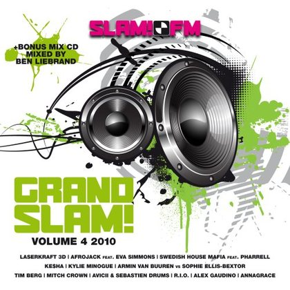 CD V/A - GRAND SLAM 2010 VOL.4