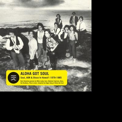 CD V/A - ALOHA GOT SOUL