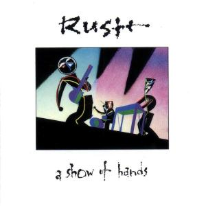 Rush - CD A SHOW OF HANDS