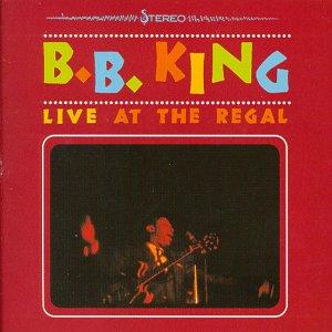 Vinyl KING B.B - LIVE AT THE REGAL