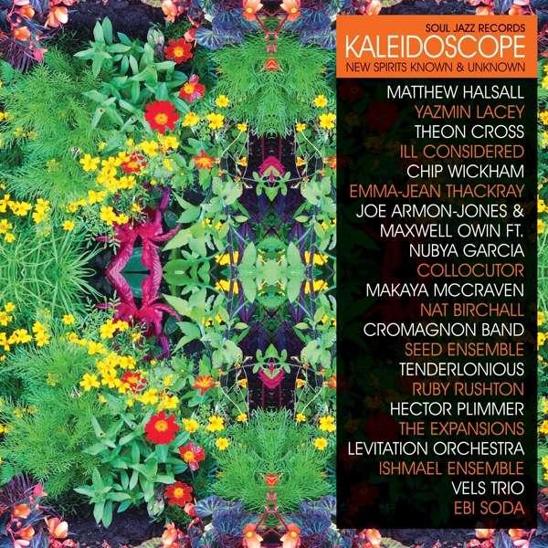 Vinyl V/A - KALEIDOSCOPE