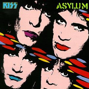 Kiss - CD ASYLUM