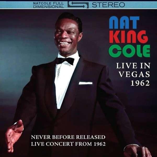 CD COLE, NAT KING - LIVE IN VEGAS 1962