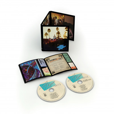 CD EAGLES, THE - HOTEL CALIFORNIA (40TH ANNIVERSARY EXPANDED EDITION)