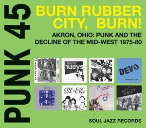 CD V/A - PUNK 45 VOL.4 1975-1980