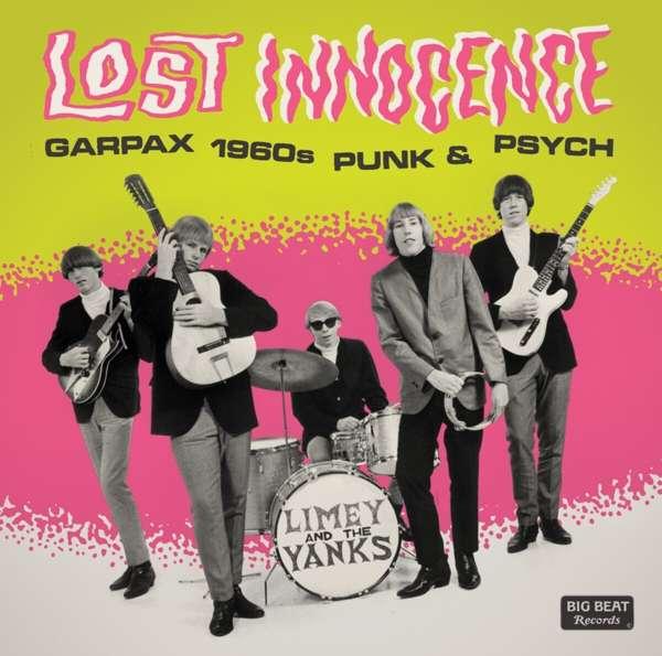 CD V/A - LOST INNOCENCE - GARPAX 1960S PUNK & PSYCH