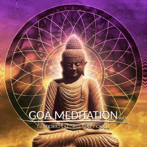 CD V/A - GOA MEDITATION VOL.2