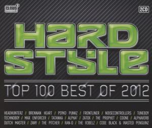 CD V/A - HARDSTYLE TOP 100 BEST OF 2012