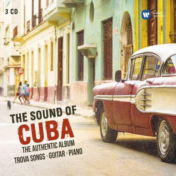 CD VARIOUS ARTISTS - THE SOUND OF CUBA