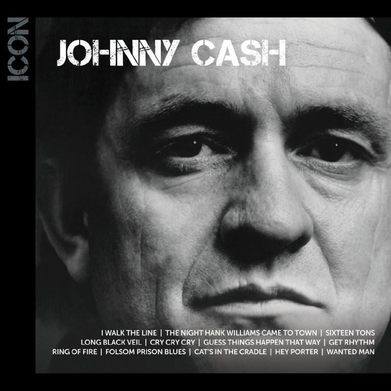 Johnny Cash - CD ICON
