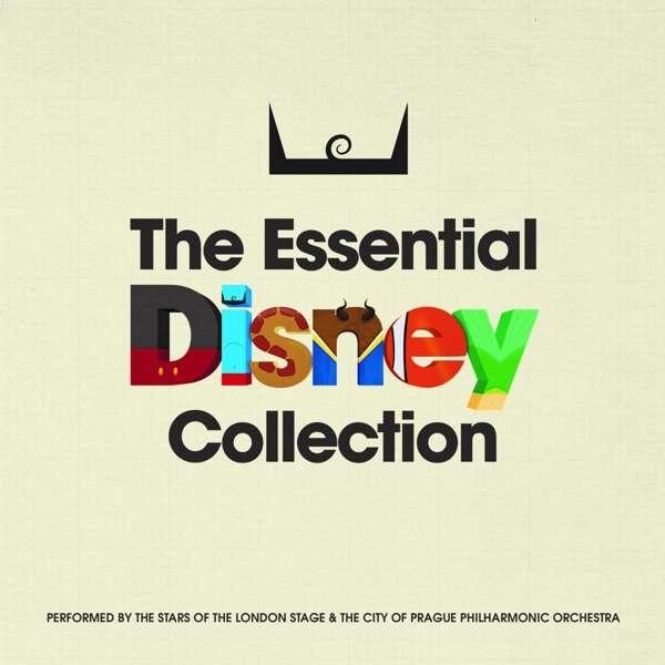 Vinyl V/A - ESSENTIAL DISNEY COLLECTION