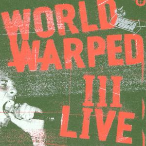 CD V/A - WORLD WARPED III LIVE