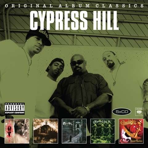 Cypress Hill - CD Original Album Classics 2