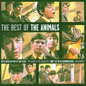 CD ANIMALS, THE - THE BEST OF