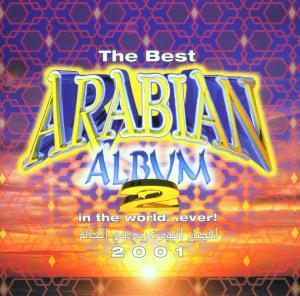 Various - CD BEST ARABIAN ALBUM...VOL.