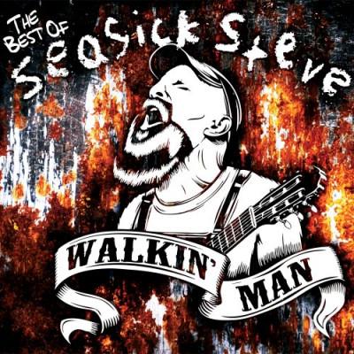 Seasick Steve - CD WALKIN' MAN(THE BEST OF SEASIC