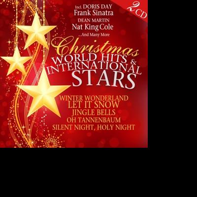 CD V/A - CHRISTMAS WORLD HITS & INTERNATIONAL STARS