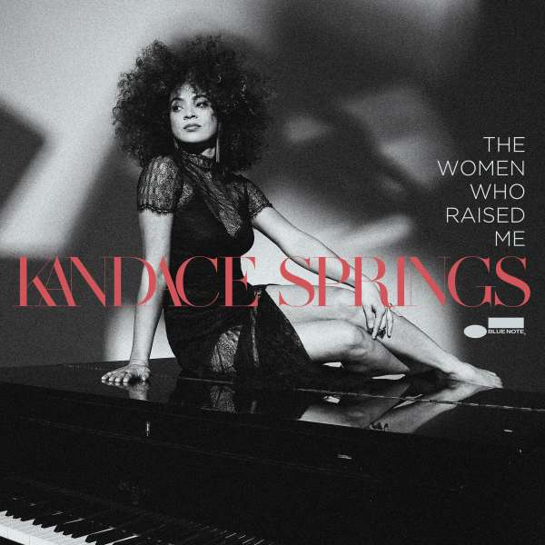CD KANDACE SPRINGS - THE WOMEN WHO RAISED ME