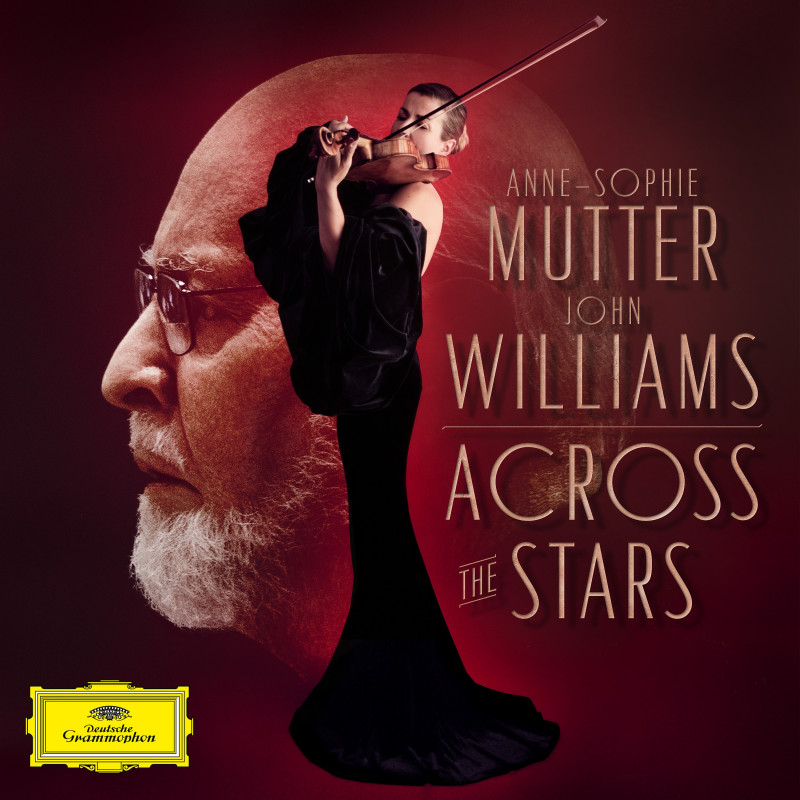 CD MUTTER ANNE SOPHIE - ACROSS THE STARS