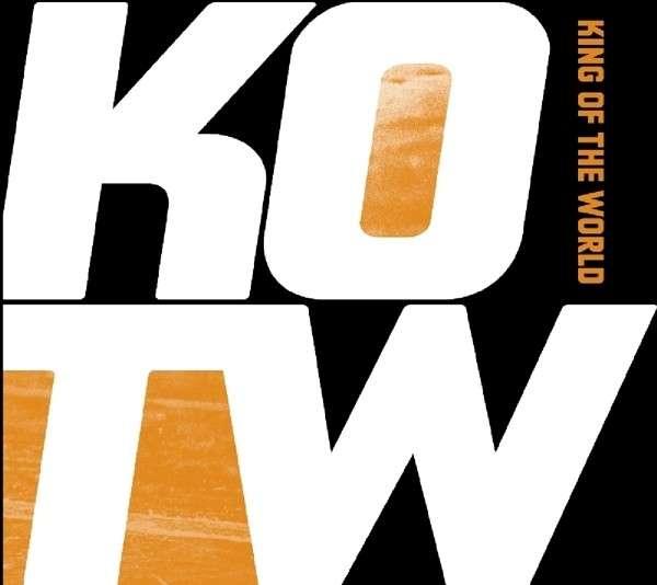 CD KING OF THE WORLD - KOTW