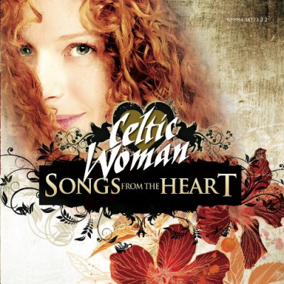 CD CELTIC WOMAN - SONGS FROM THE HEART