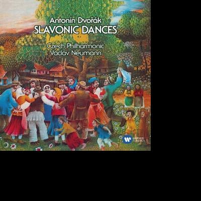 CD NEUMANN - DVORAK: SLAVONIC DANCES