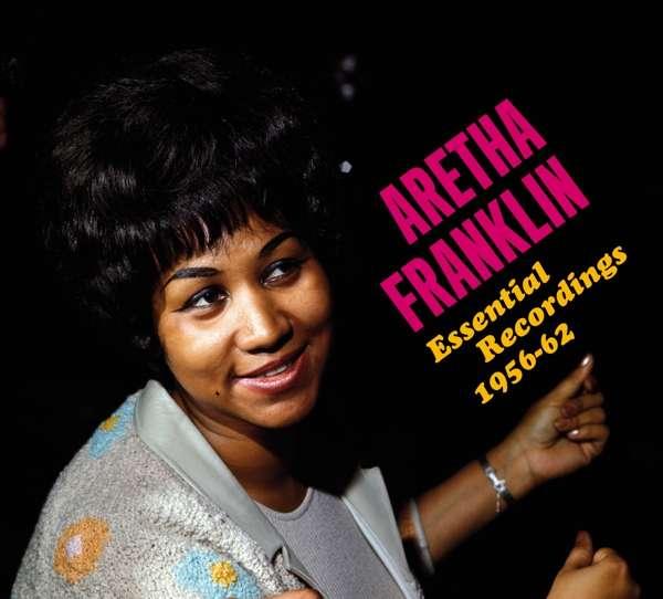 Aretha Franklin - CD Essential Recordings 1954-1962