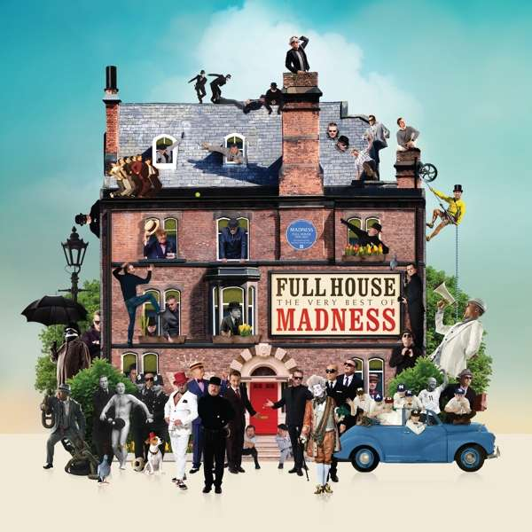 MADNESS - CD FULL HOUSE - THE VERY BEST OF MADNESS