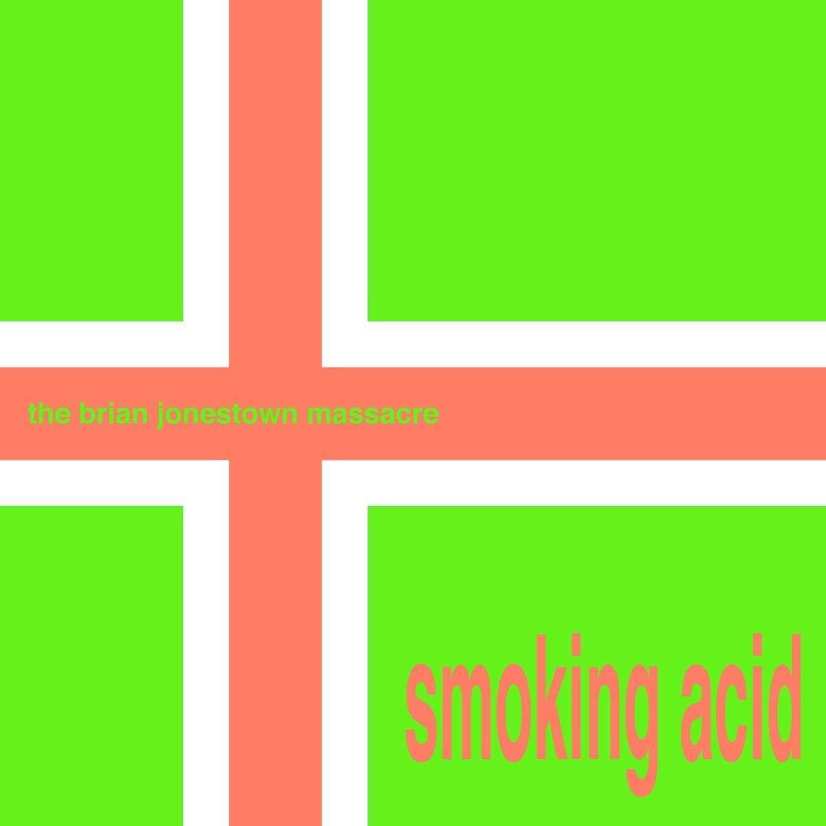 Vinyl BRIAN JONESTOWN MASSACRE - SMOKING ACID