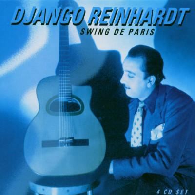 CD REINHARDT, DJANGO - SWING DE PARIS -BOX-