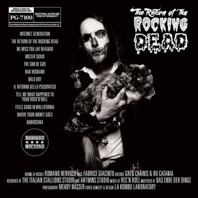 Vinyl ROMANO NERVOSO - RETURN OF THE ROCKING DEAD