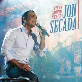 Jon Secada - Blu-ray LIVE ON SOUNDSTAGE (BLU-RAY)