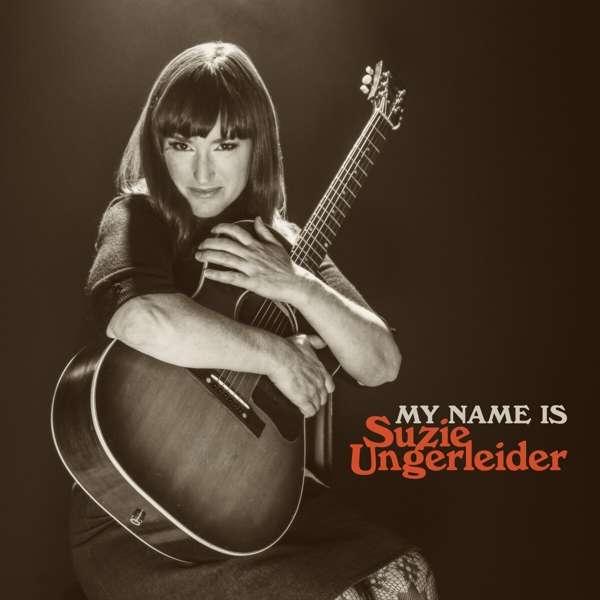 Suzie Ungerleider - CD My Name is Suzie Ungerleider