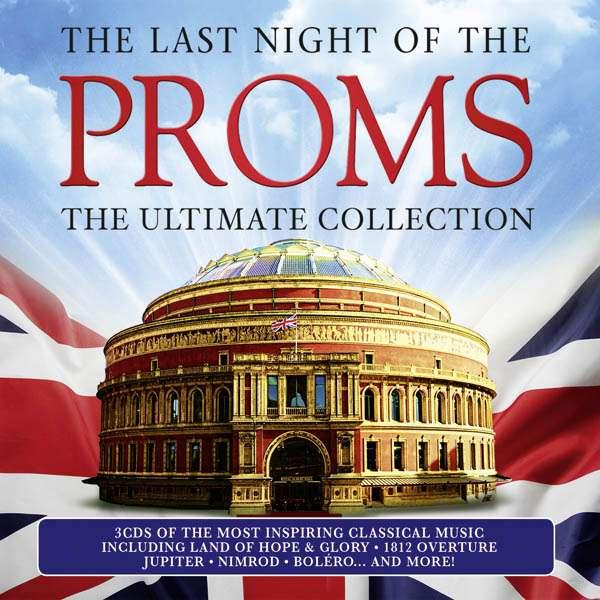 CD V/A - Last Night of the Proms