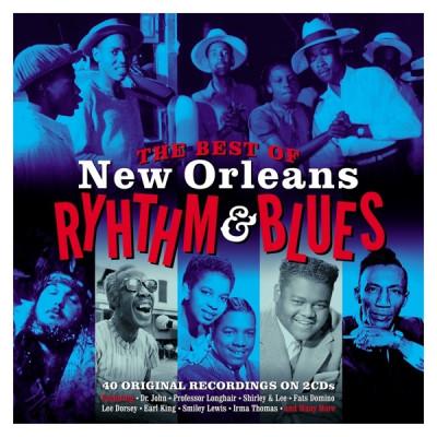 CD V/A - BEST OF NEW ORLEANS RHYTHM & BLUES