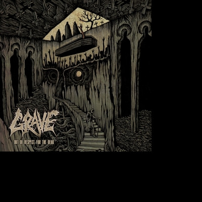 CD GRAVE - Out of Respect for the Dead