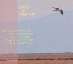CD V/A - SONGS FOR KOMMENO