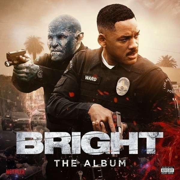 CD VARIOUS ARTISTS - BRIGHT: THE ALBUM
