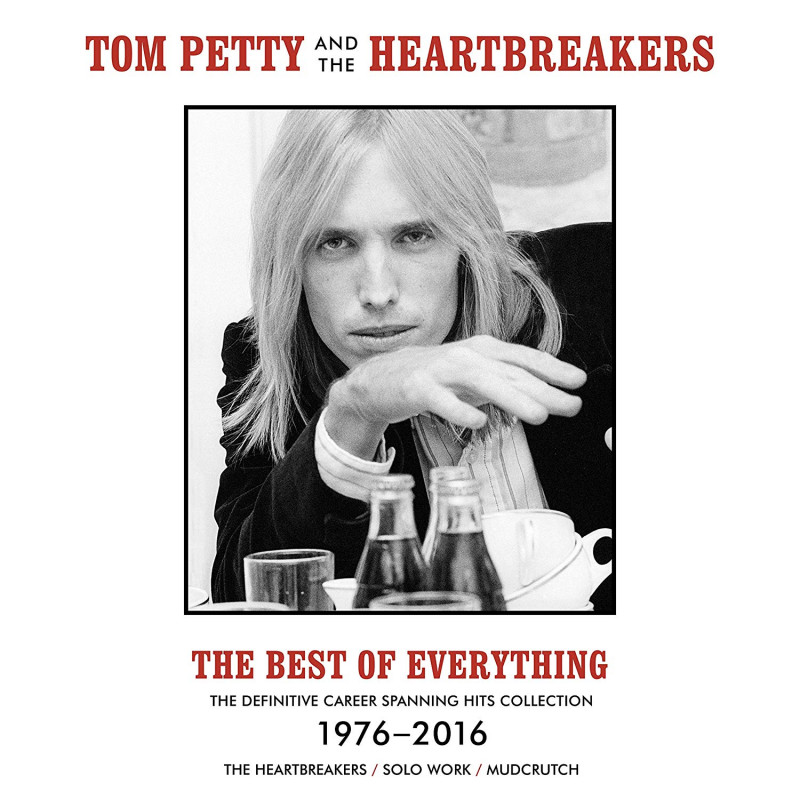 CD PETTY TOM&THE HEARTBREAKER - THE BEST OF EVERYTHING
