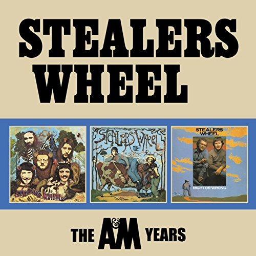 CD STEALERS WHEEL - A&M YEARS