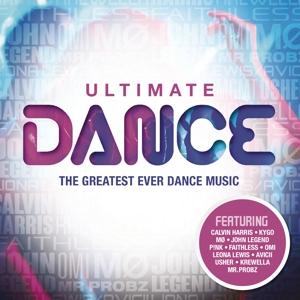 CD V/A - Ultimate... Dance